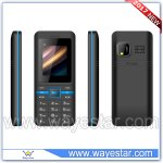 cheap cellphone basic mobile phone feature dual sim 1.8inch from China