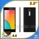 K550 quad core MTK6582 smartphone android 4.4 support 3G 850/1900MHz 5.5 inch