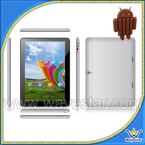 Android 4.4 10inch 3g tablet phone wifi high resolution 1280*800