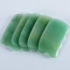 Chinese Anti-aging Green Jade Aventurine Stone Face Massage Guasha Tool