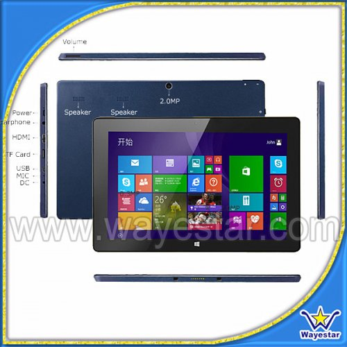 Windows 8 Tablet 10'' IPS 1280*800 2G Ram 32G Rom HDMI OTG