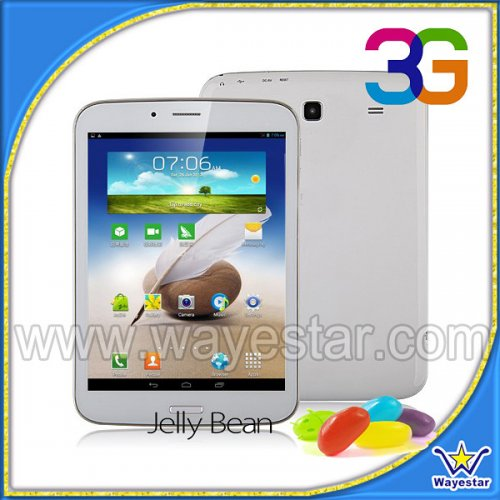 "WS831 7.85"" Tablet Support Wifi.build in 3G.Bluetooth,GPS.dual sim cards,otg"